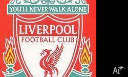 UP FOR SALE IS 4 X TICKETS TO SEE LIVERPOOL FC VS