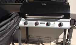 4burner BBQ great condition used probably half a dozen