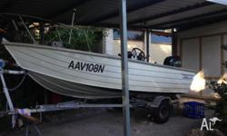This is a great reliable boat. I have just put a brand