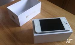 I am selling my white 64 gig iphone as I am upgrading.
