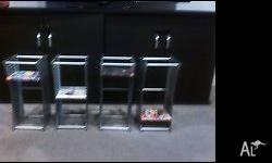 I'M TRYING TO SELL THESE DVDS STANDS ASAP AS MOVING