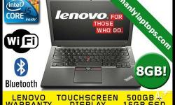 Hi, Currently I have brand new Lenovo X250 Ultrabook
