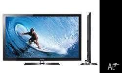 "Perfect working condition 50"" Samsung Plasma TV (Model:"