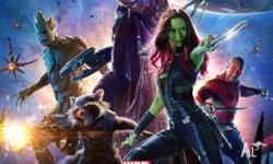 5 v-max tickets to Guardians Of The Galaxy Worth