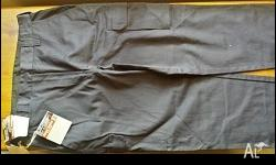 4 Navi (Australian Industrial Wear) work pants and 1