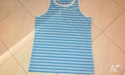 5 mens singlets all for $28.00 Size M can be sold