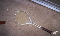 ihave for sale 5 squash etc racquets great for someone