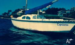 Second Hand Sailing Boat - we have used this for a