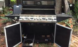 6 Burner BBQ for sale in good condition. Model No.