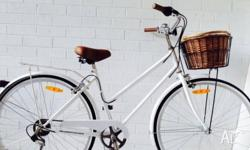 SAMSONCYCLES VINTAGE LADIES BIKE SELLING FOR ONLY