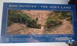 The Holy Land � Ken Duncan 748 Piece Puzzle by Ken