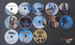 I am selling my entire DVD Collection. All of the