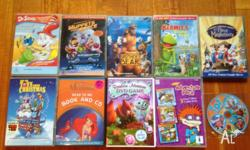 I have for sale 7 x DVD's all in excellent condition