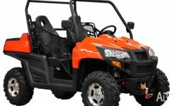 Condition: New BRAND NEW 800CC EFI UTV 4 STROKE V TWIN