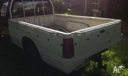 this tub came off a 89 rodeo single cab.will fit rodeo