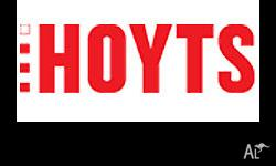 Hoyts Movie Tickets Available - Child/Senior Child - 15