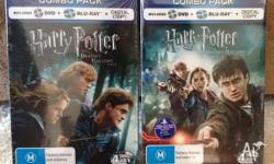 Harry Potter and the Deathly Hallows Part 1 DVD +