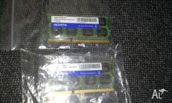 ADATA DDR3 AD3S 1333W8G9-R. 2 x 8GB RAM. 1 for $80 or 2