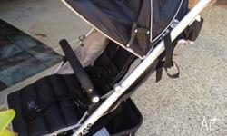 99% New Valco Stroller - excellent condition - 9 months
