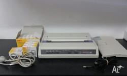 9 Pin Oki printer in new condition, used only a couple