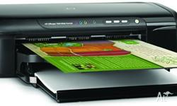 Hp officejet 7000 wide format (A3) printer for sale in