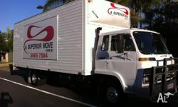 www.asuperiormove.com.au ABN: 58164583500 Our staff are