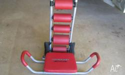 AB ROCKET TWISTER, excellent condition, for stomach