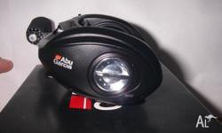 Brand new unused condition ultimate casting reel