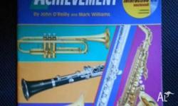 Accent On Achievement Bb Clarinet music book 1 O'Reilly