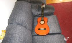 very good condition , accoustic guitar, great for