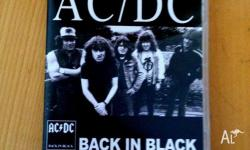 ACDC - BACK IN BLACK DVD Great DVD reviewing the Back