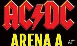 ACDC General Admission Standing TICKETS **MELBOURNE