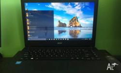 Acer 14inch Windows 10 Ultrabook 2.2G intel Quad Core