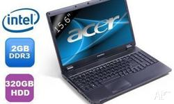 Selling my Acer eMachine laptop in excellent, clean and