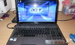 Selling my old laptop as i have changed over..... Acer