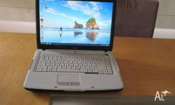 Acer Aspire Laptop computer model 5315 great fro