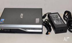For sale is an Acer L6610G desktop PC with the