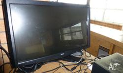 Massive full high definition monitor, is suppose to