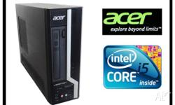 Acer Veriton X4620G SFF Intel Quad Core i5 � 3570 @