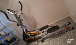 Achieve X500 Elliptical Trainer in good working