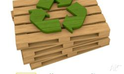 - Waste Pallet Drop-off - Pallet Recycling -