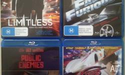 LIMITLESS FAST & FURIOUS PUBLIC ENEMIES SPEED RACER $5