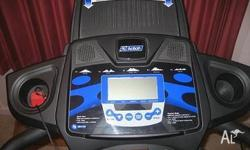 Action Fitness-Stealth-Treadmill, bought from Big W