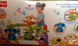 Fisher and price activity centre brand new never