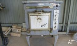 ADELECT No 1 ANTIQUE ELECTRIC COOKER / STOVE