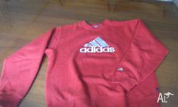 Red only worn once too small perfect condition Fleece