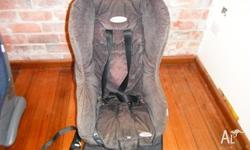 Adjustable car seat, Good condition, suitable for