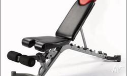 Adjustable Workout Bench Reduce muscle strain and