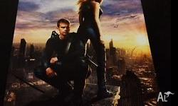Free ticket for two to Divergent screening! Ticket