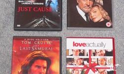 $5 BUNDLE $2 each Love Actualy The Russian House The